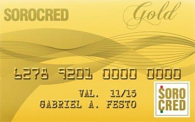 Sorocred Gold