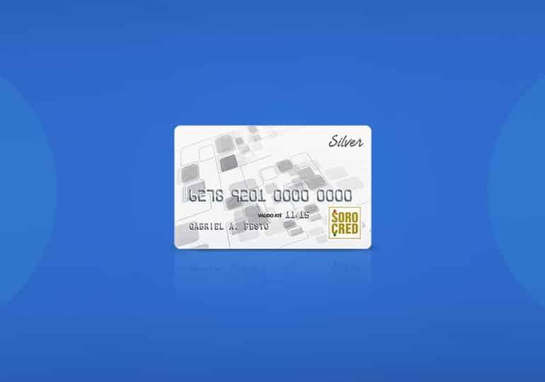limite cartão Afinz Sorocred Silver