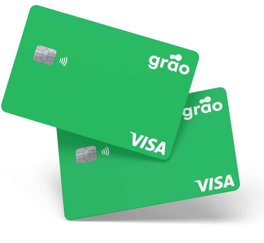 Tipos de Cartões Grão o e que são as fintechs