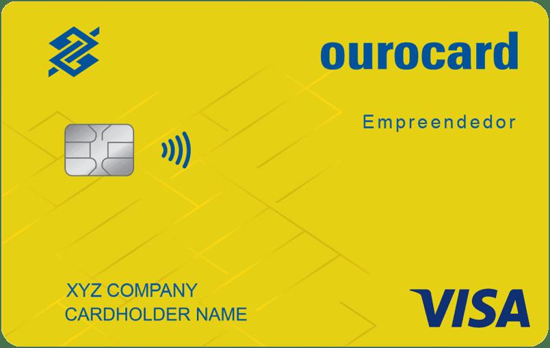 Confira todos os benefícios de ter um cartão de credito Ourocard Empreendedor, cartão com nível interfacial Visa.