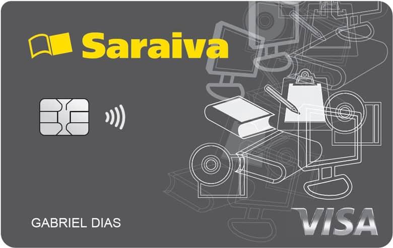 Cartão de crédito Saraiva peça o seu e tenha benefícios e vantagens com o produto.