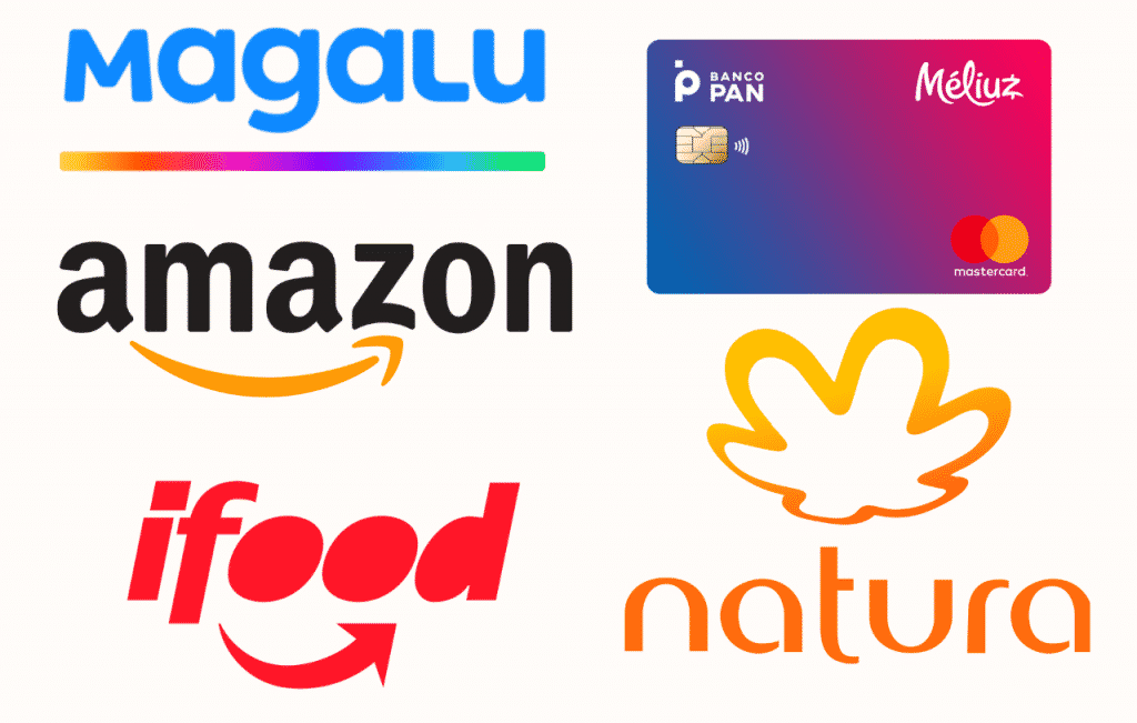 Veja quais são as lojas parceiras do cartão do Grupo Méliuz para que suas compras sejam exclusivas nas credenciadas do Banco digital.