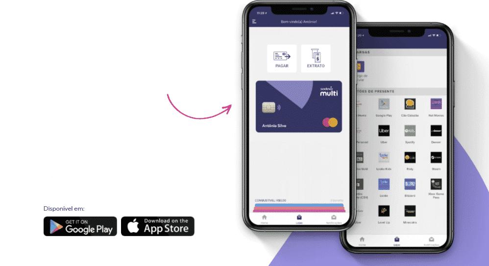 Cartão de crédito Sodexo Multi Mastercard é a solução para sua empresa com benefícios da bandeira Mastercard e que garante aceitação em diversas lojas.