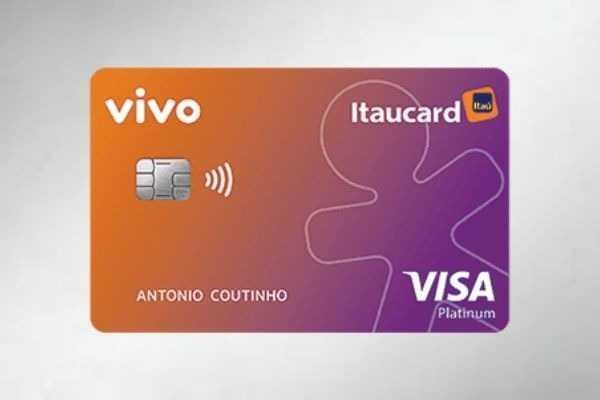 Cartão virtual pré-pago Vivo Pay