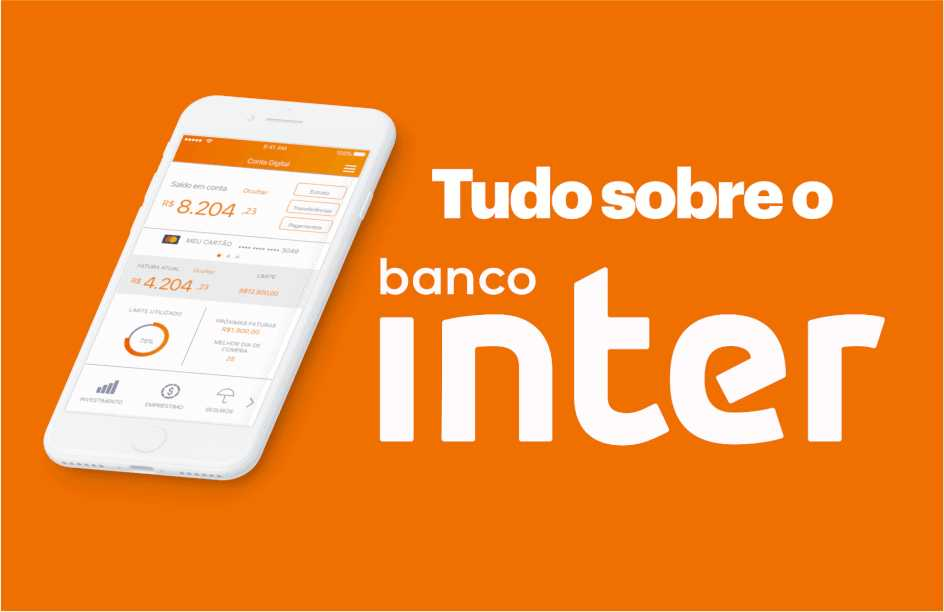 Como funciona a conta digital do Banco Inte