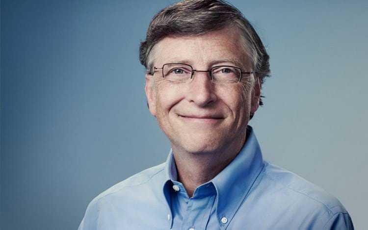 História de vida do Bill Gates