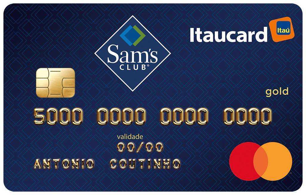 Quer um cartão com programa de pontos incríveis Sam's Clube é um cartão de crédito Itaucard com benefícios e vantagens Mastercard Gold, vamos conhecê-lo agora!