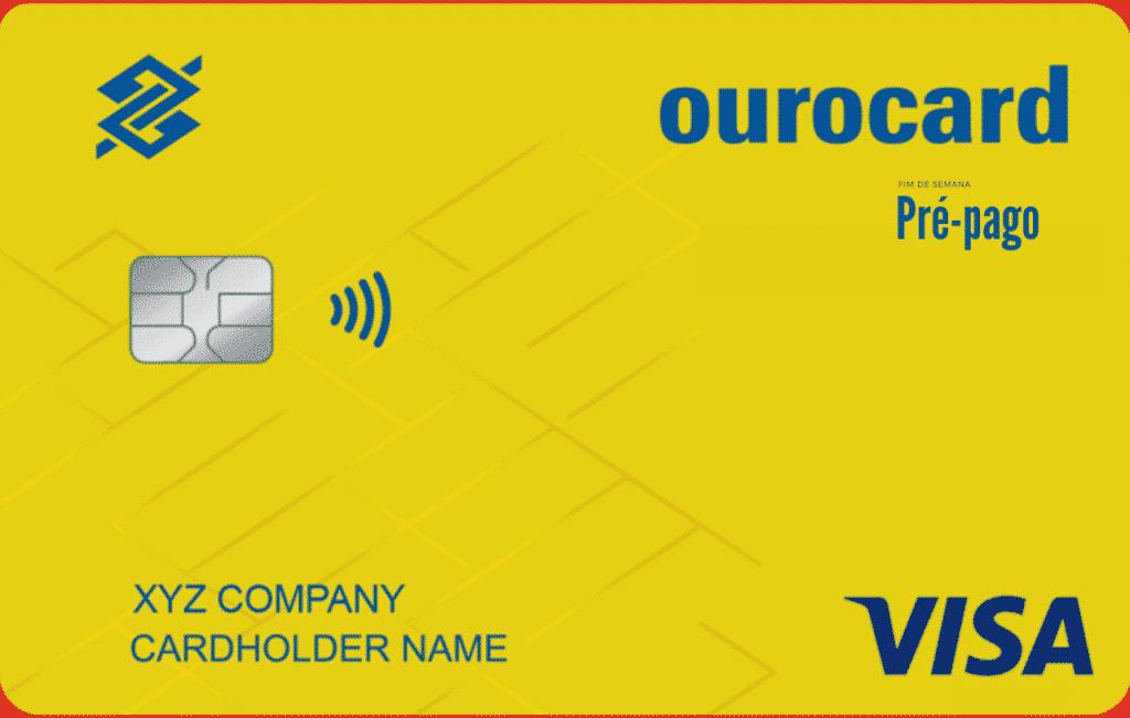 Cartão de crédito Ourocard pré-pago do Banco do Brasil está com grandes vantagens e benefícios para clientes negativados.